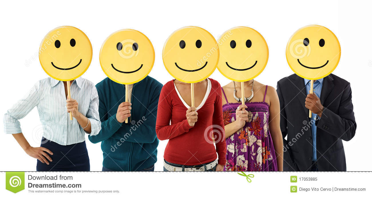 Emoticon Smiley Girl Thumbs