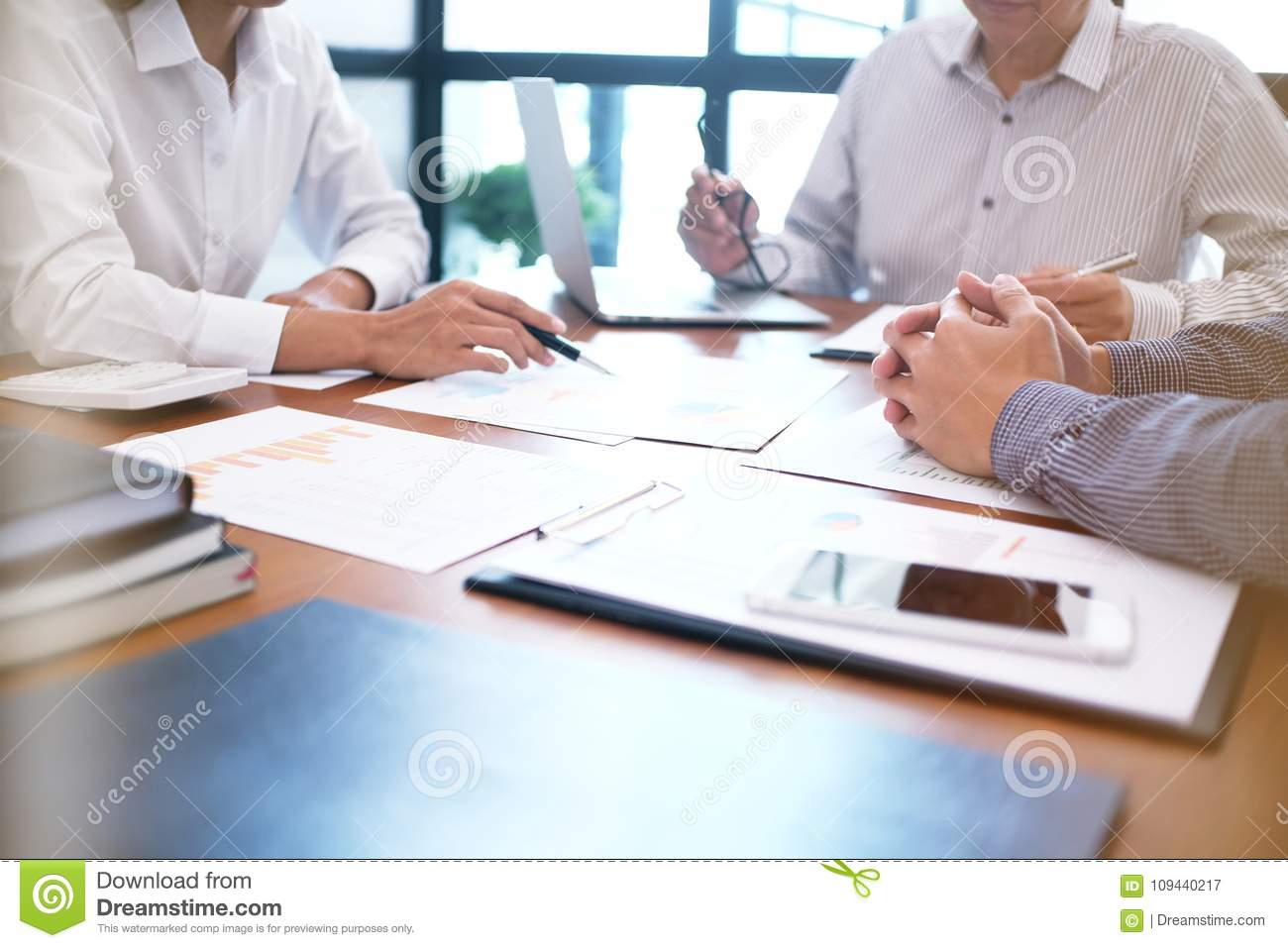 Business People Meeting Design Ideas Professional Investor