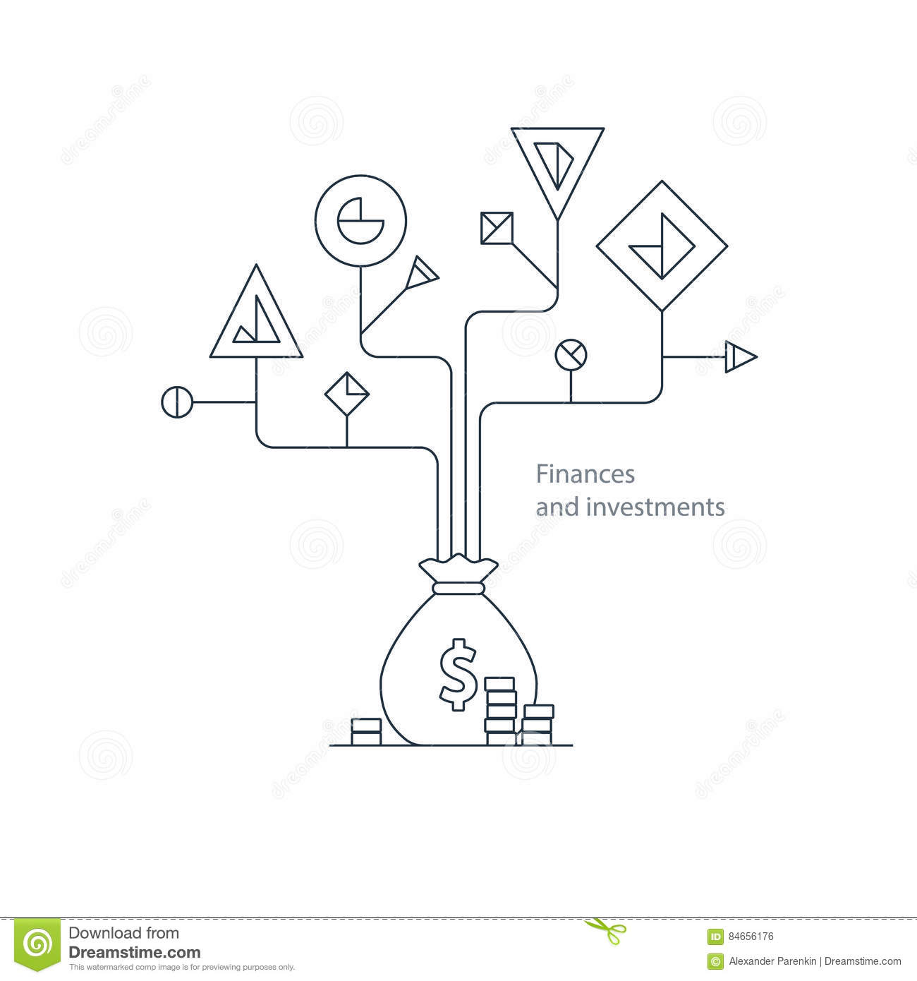 Business Plan Start Up Investment Finance Education Tree