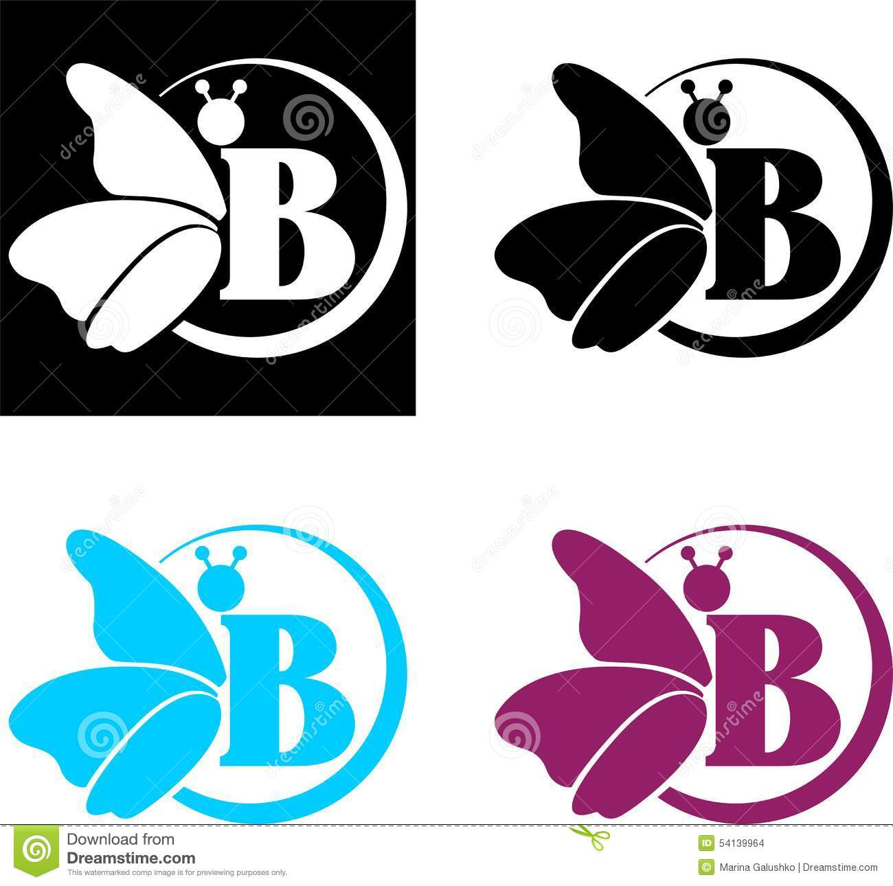 B For Butterfly Images