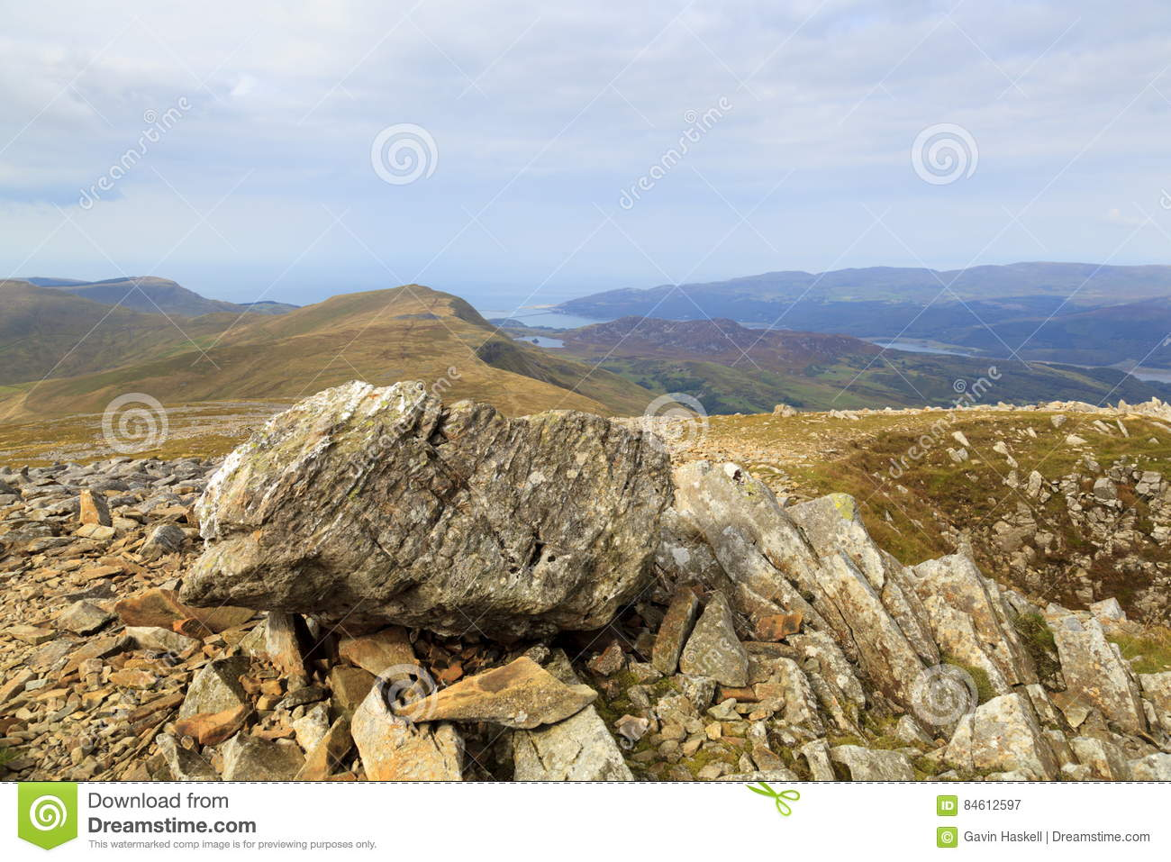 It is a reasonably safe route, which also offers the. Cadair Idris View Stock Image Image Of Idris Landscape 84612597