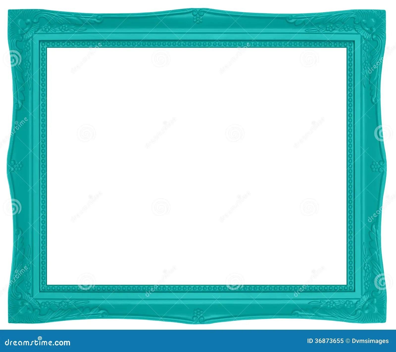 Cadre De Tableau Vert Colore Photo Libre De Droits
