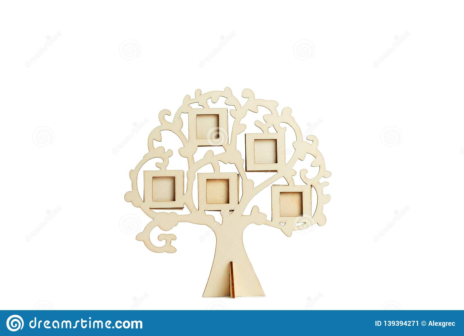 De L Arbre Genealogique Genealogique Photos Stock