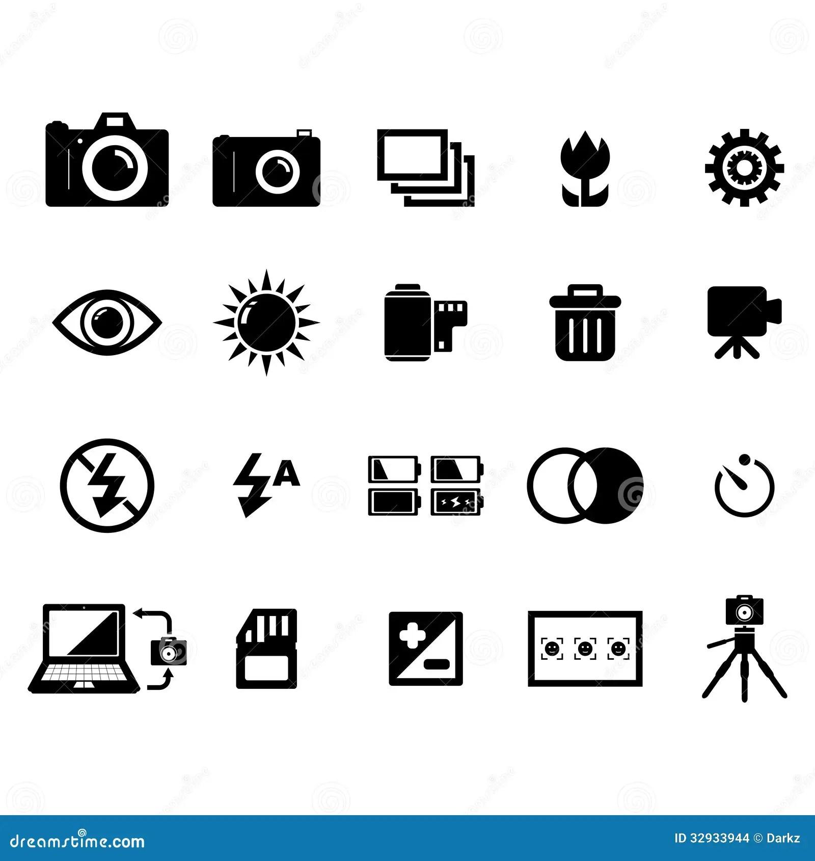 Camera Icon Stock Illustration Illustration Of Icon