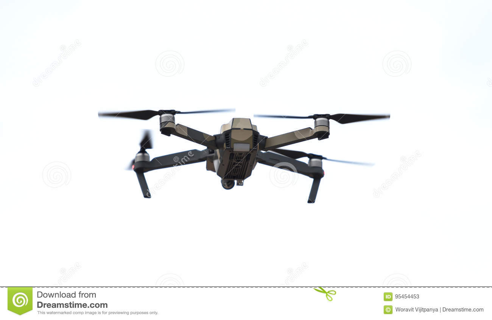 Camouflage Drone Stock Image Image Of Photo Photography