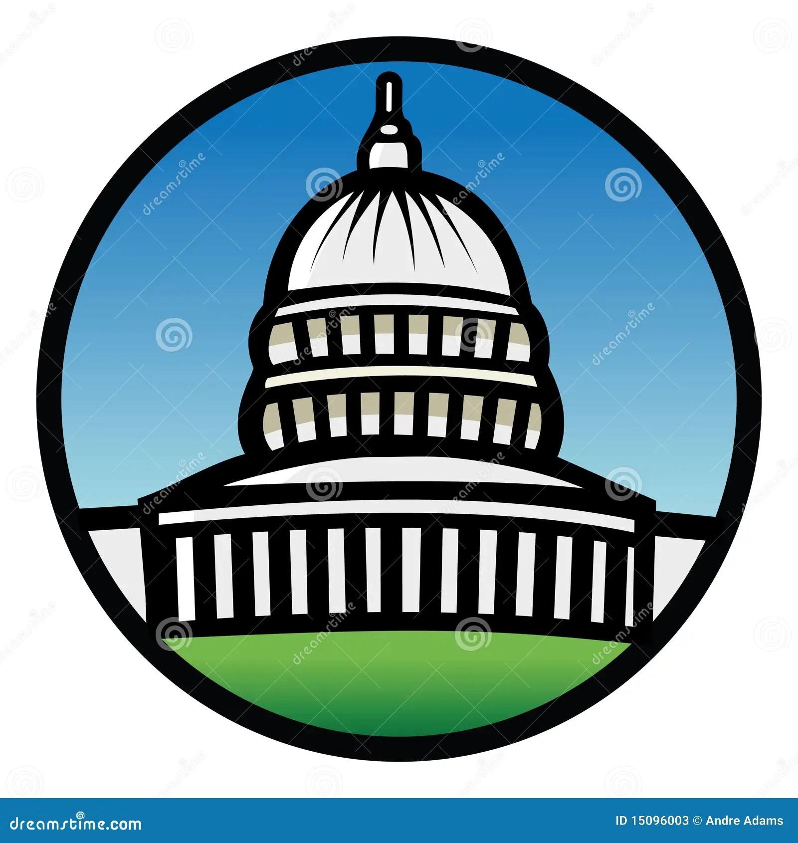 Cartoon President Washington Clip Art