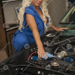 Car Repair Stock Photo Image 26038540