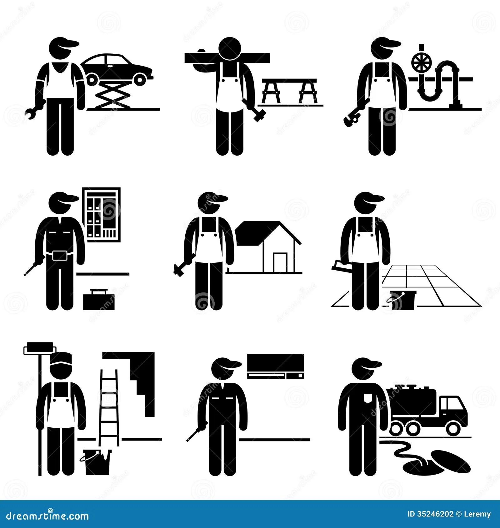Carreiras Das Ocupacoes De Labour Skilled Jobs Do