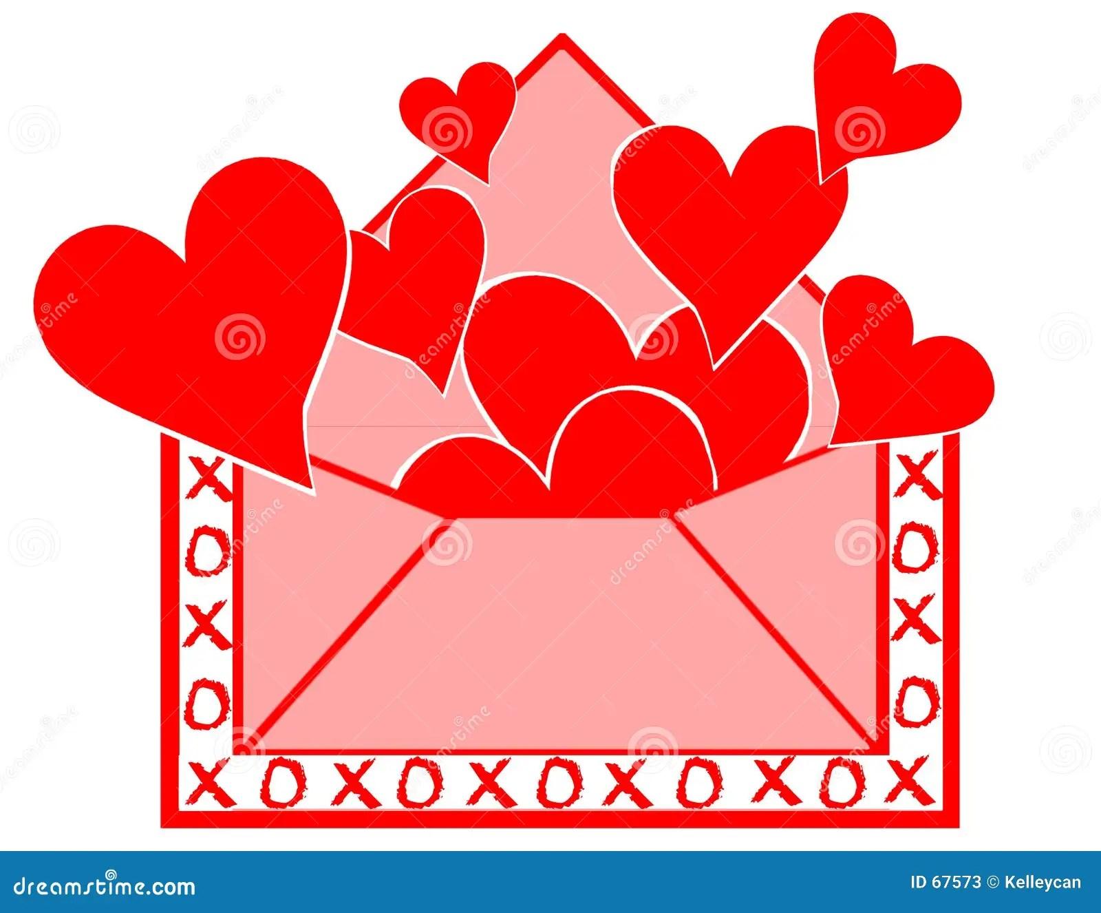 Carta De Amor Fotos De Archivo Imagen 67573