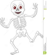 happy halloween skeleton dance