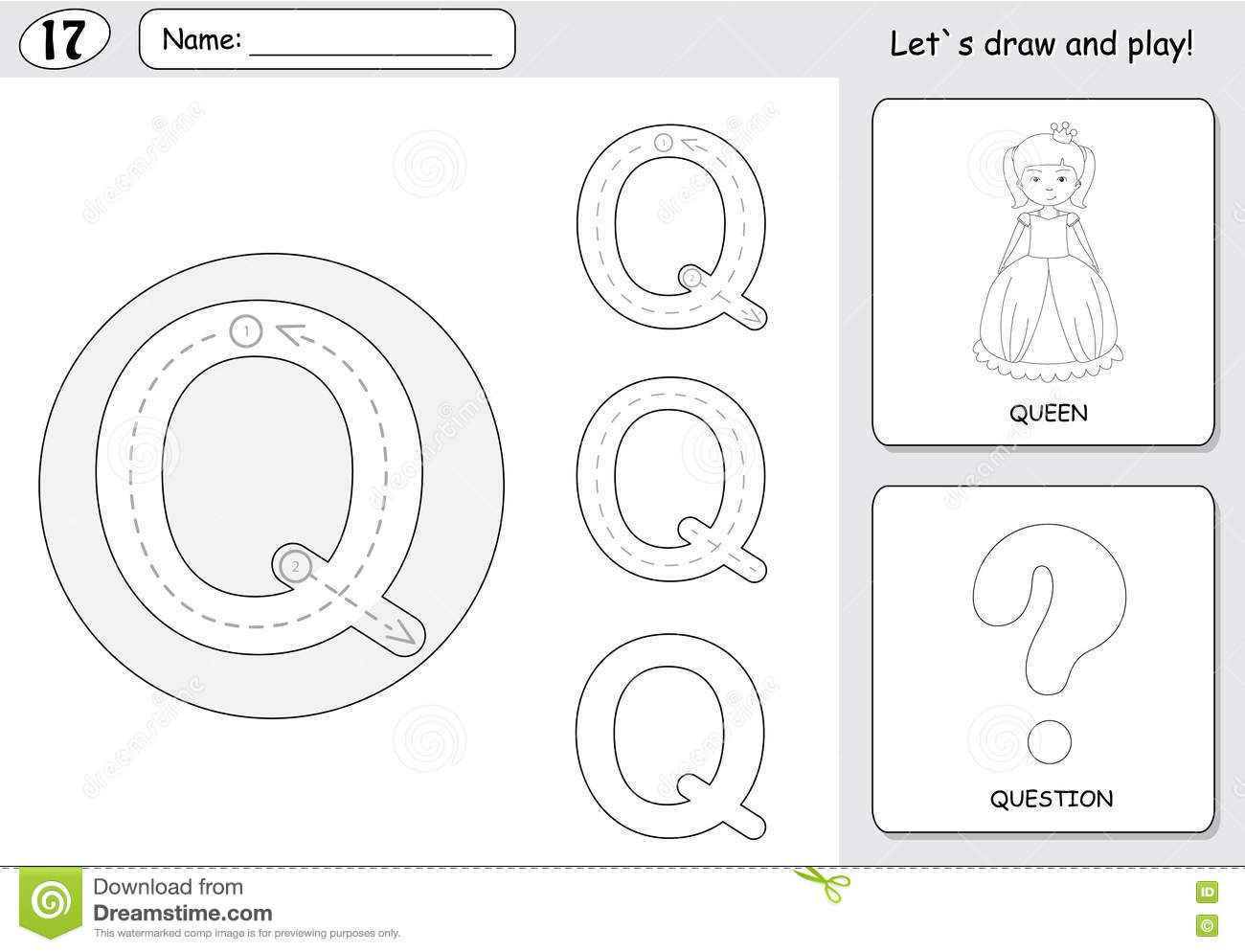 Christmas Language Arts Worksheet Preschoolers