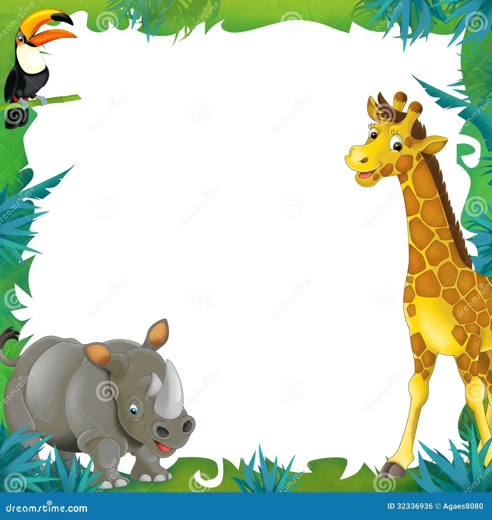 Baby Safari Animals Baby Shower