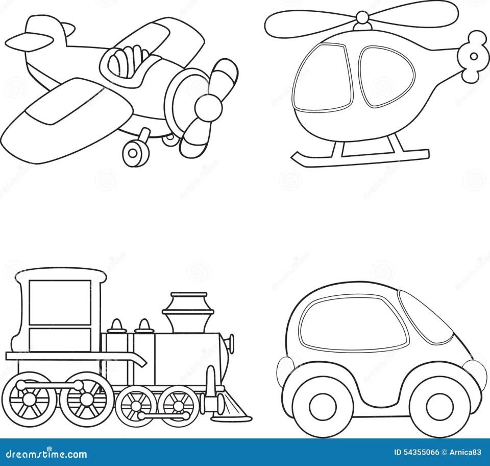 Image Result For Vehicles Worksheet For Preschool