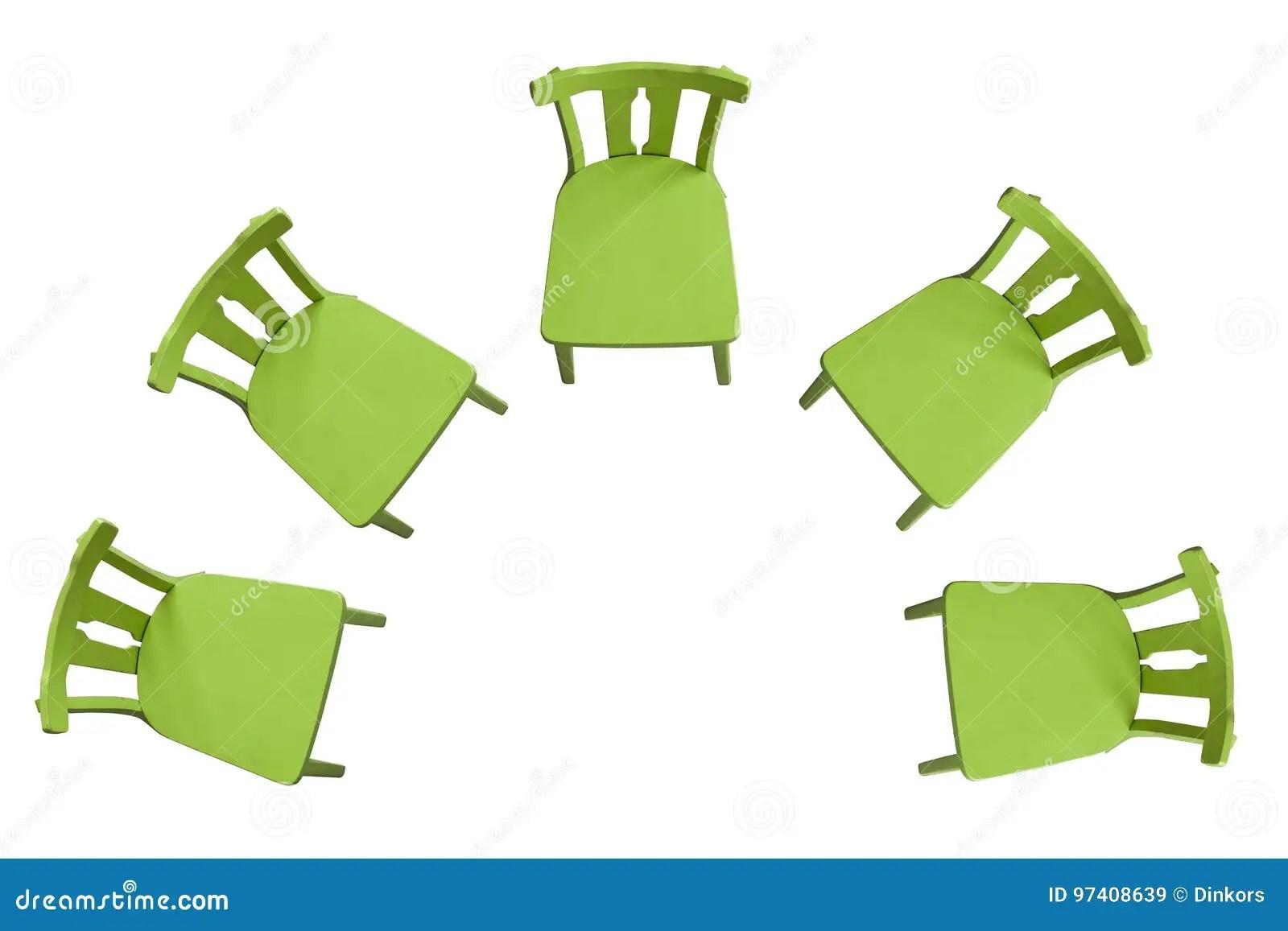 Chaises Vertes Amazing Meubles Salle Manger Ides Tables