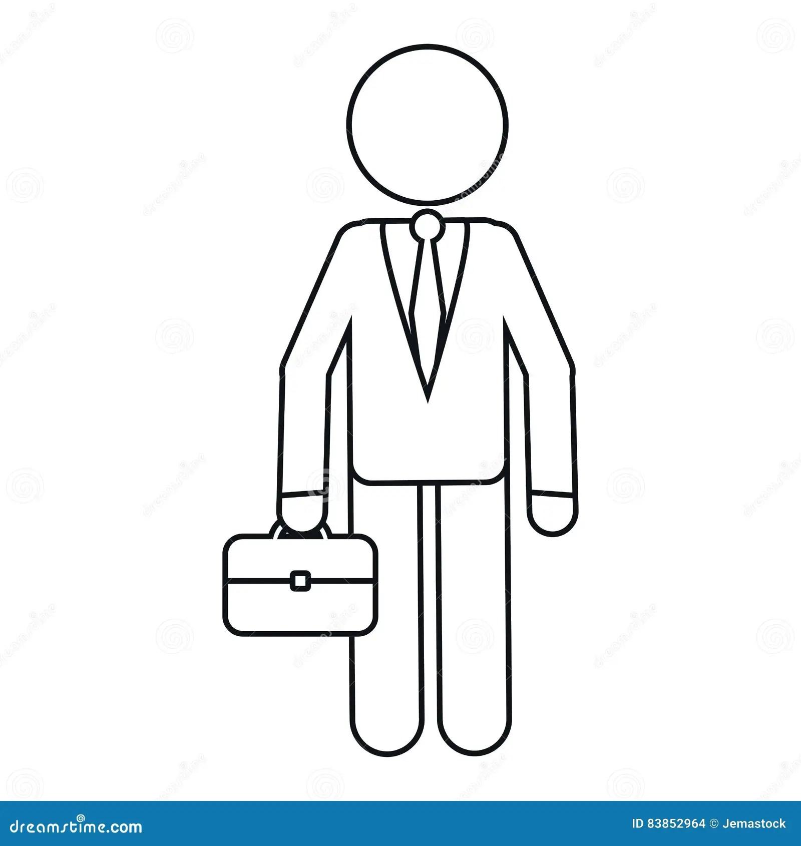 Business Dressed Man