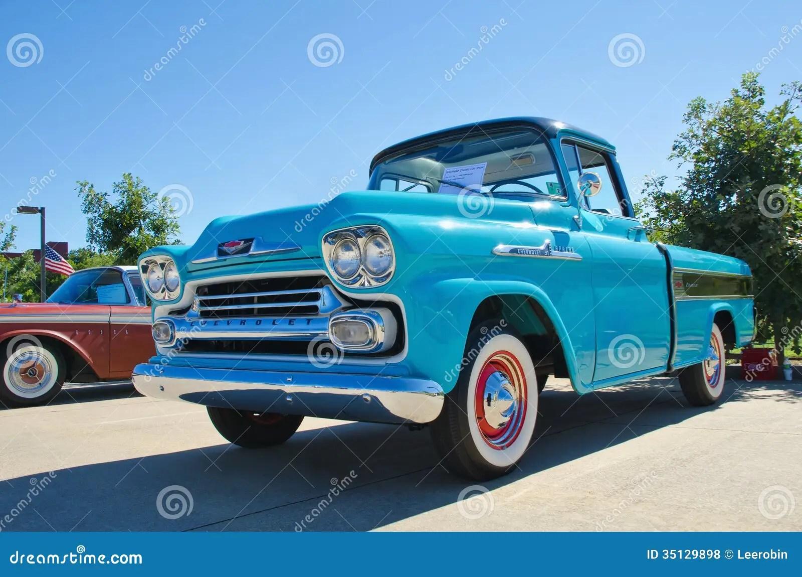 1955 Chevy Apache Pick