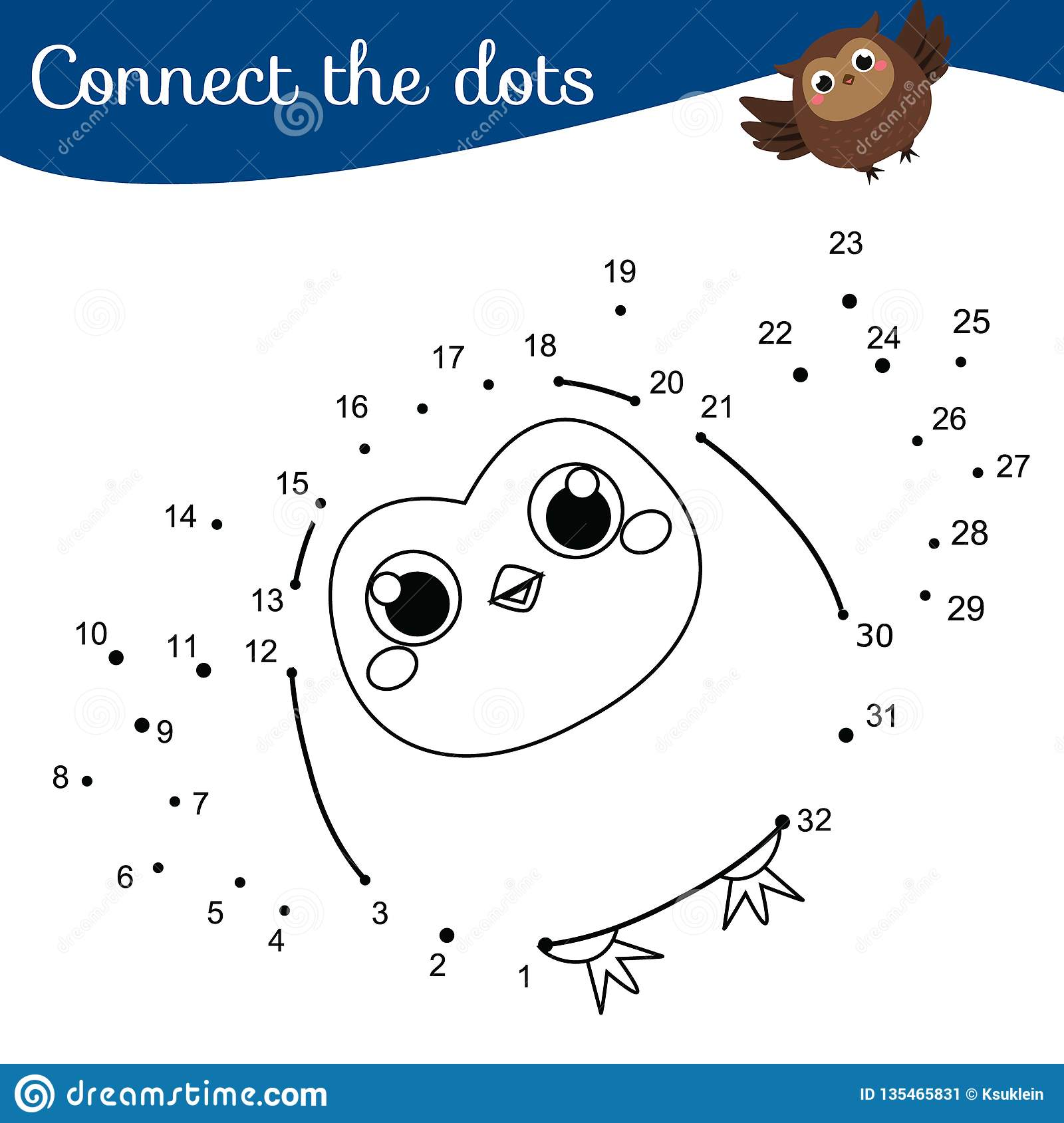 50 Free Math Dot To Dot Worksheets