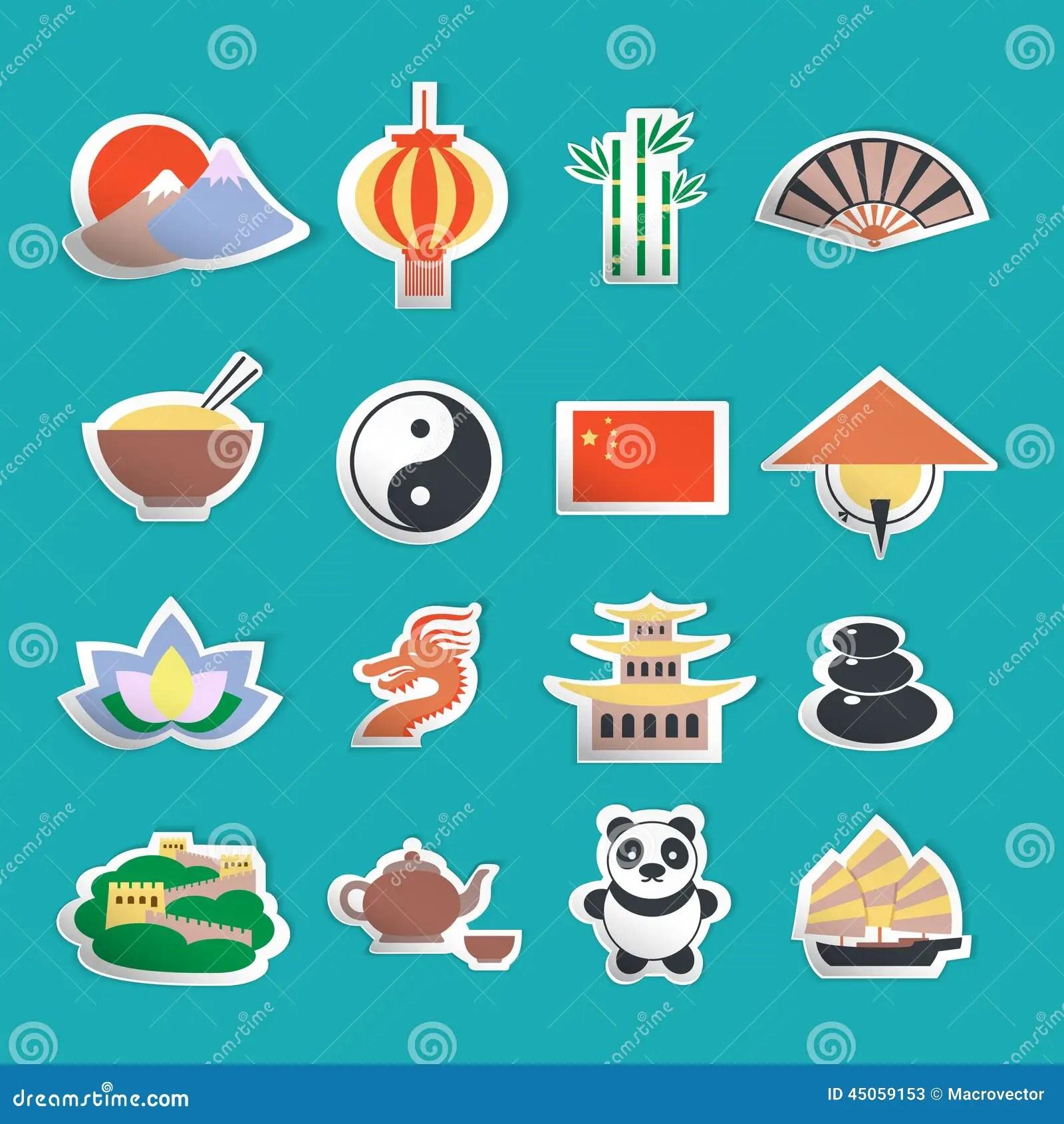 Great Wall Of China Symbol