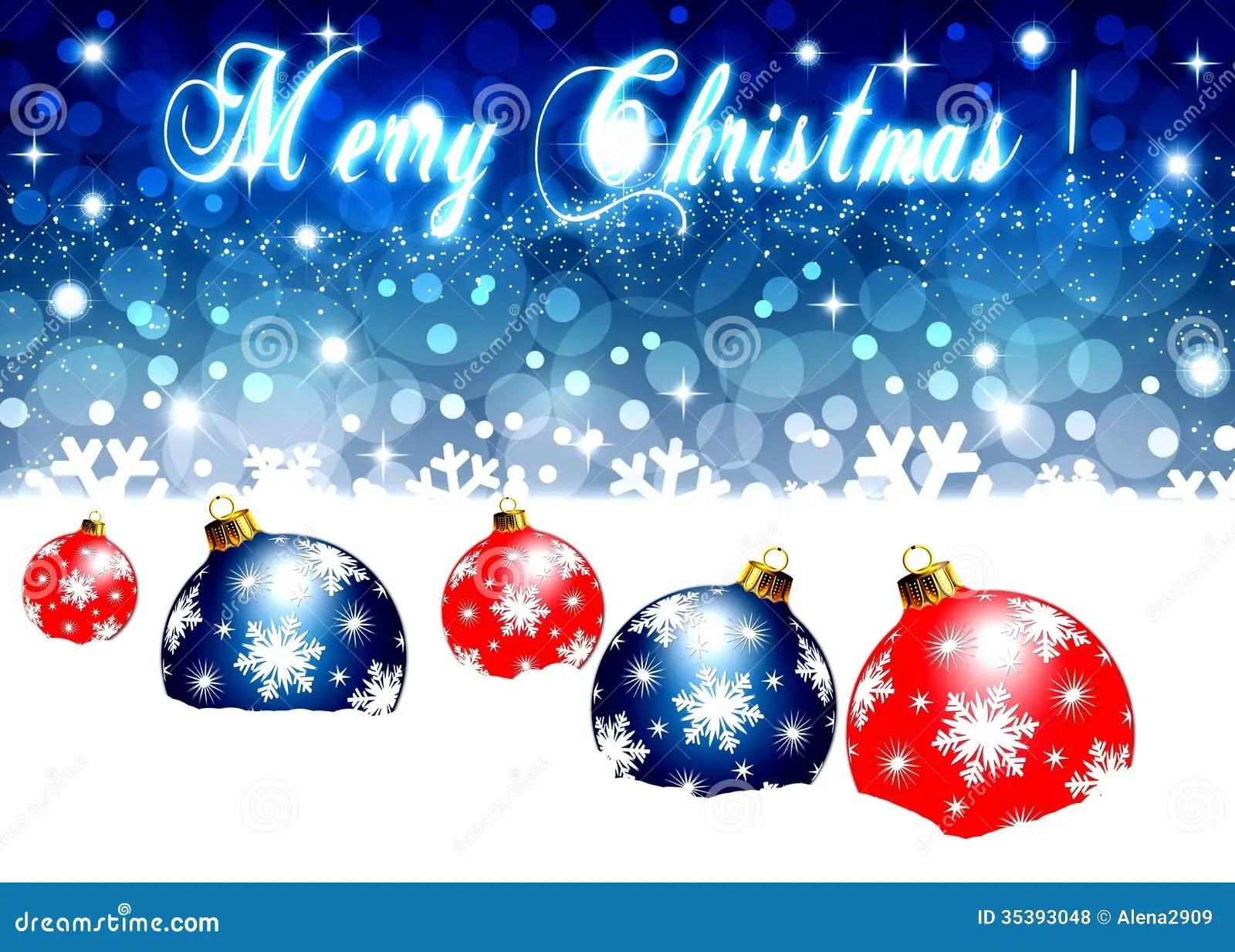 Christmas Background Stock Illustration Image Of Banner