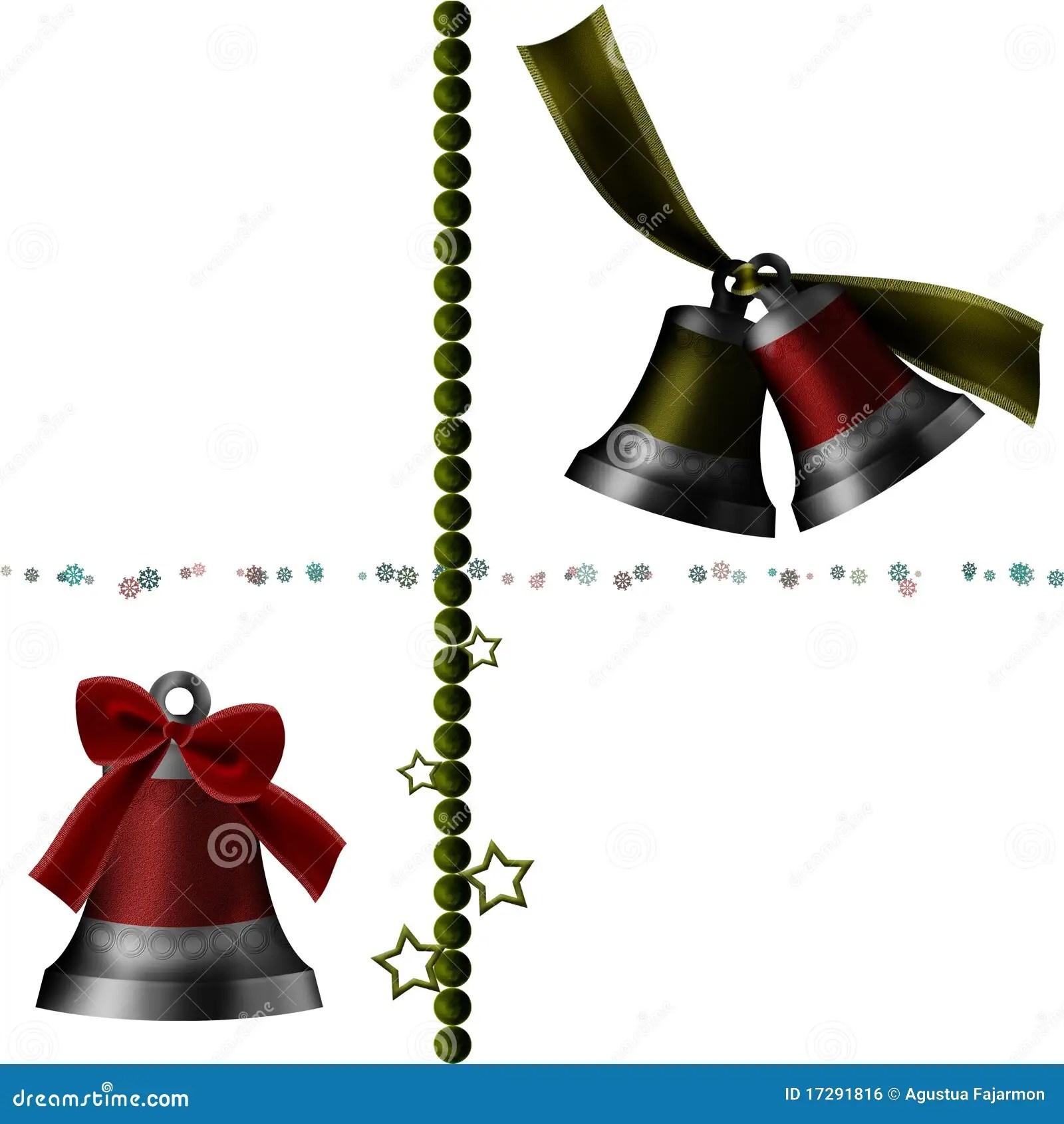 Christmas Bell Stock Illustration Illustration Of Play