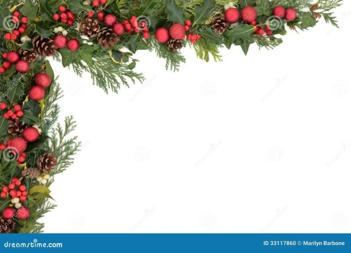 clipart christmas garland border - photo #10