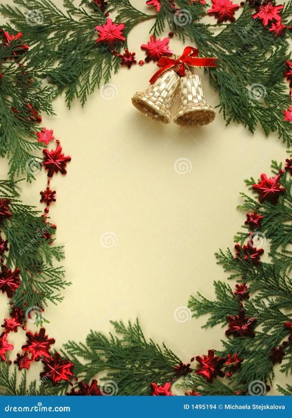 Christmas Frame Stock Images - Image: 1495194