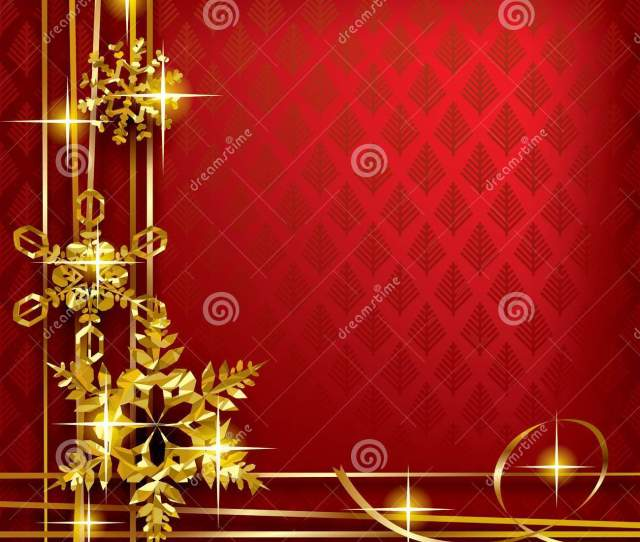 Christmas And New Years Greeting Card