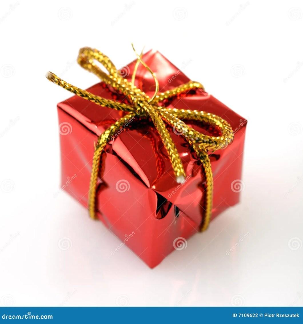 Light Up Gift Box Decorations