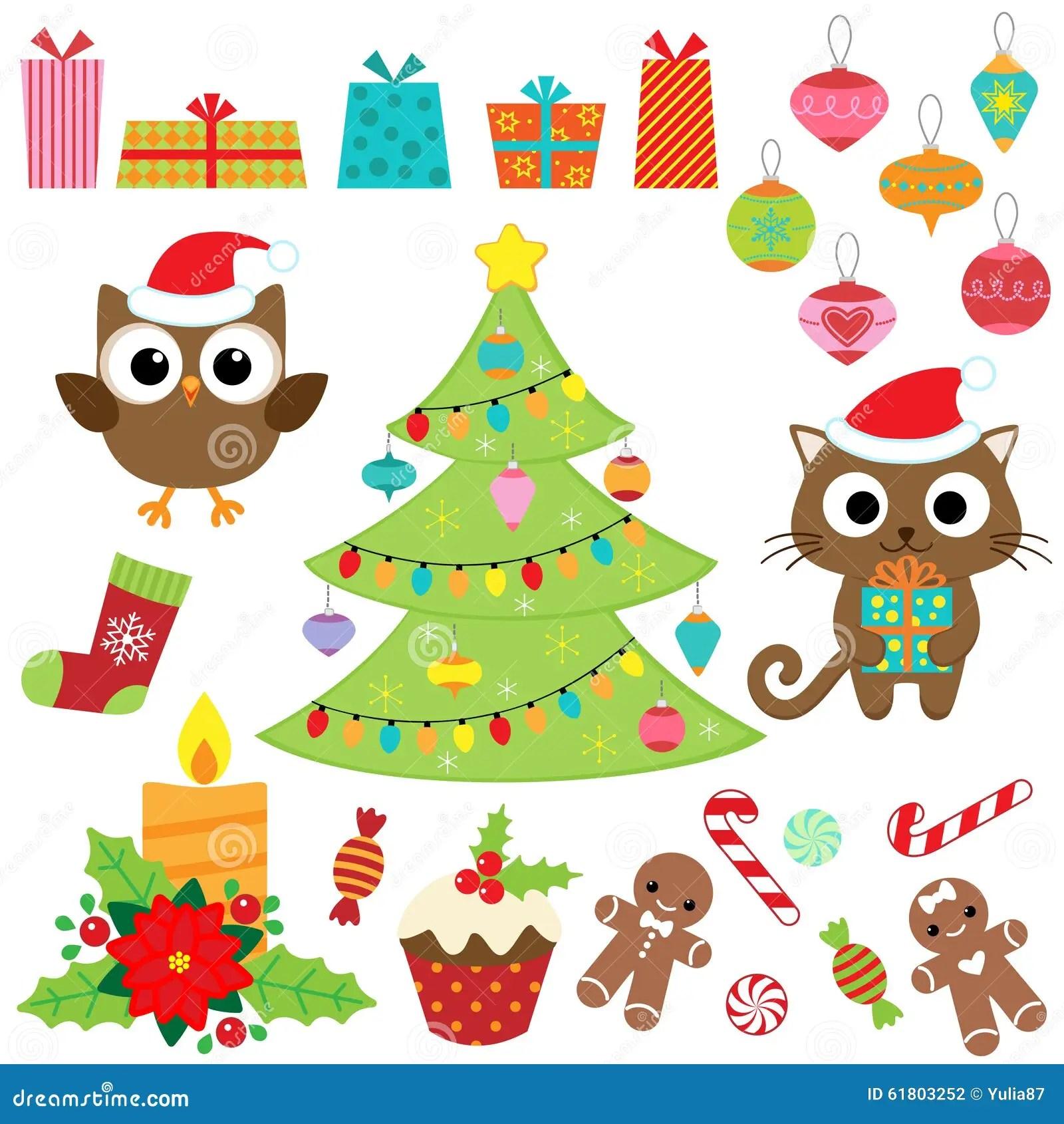 Cat Hat Christmas Tree