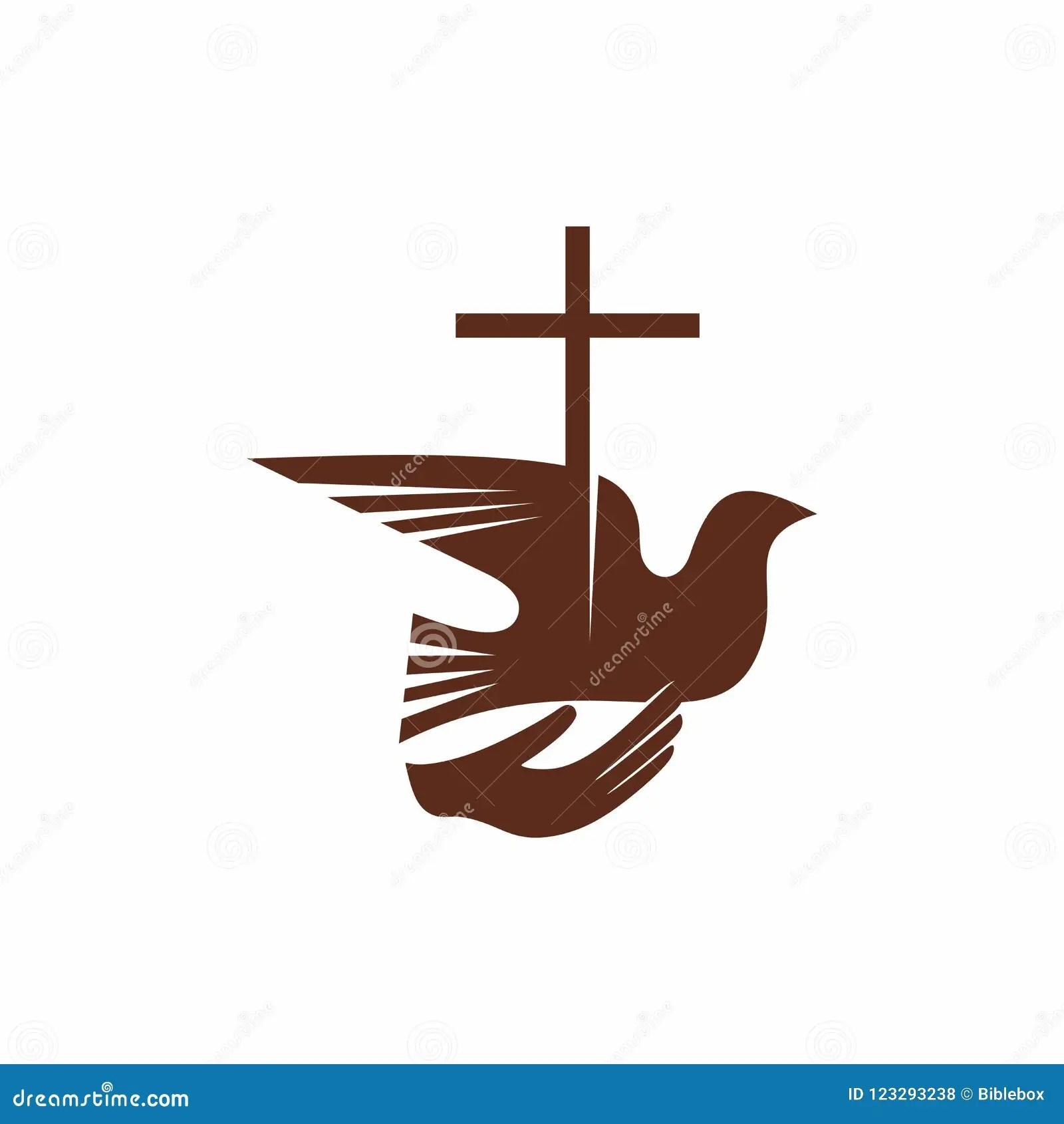 Church Logo Christian Symbols God Has Given Us The Holy