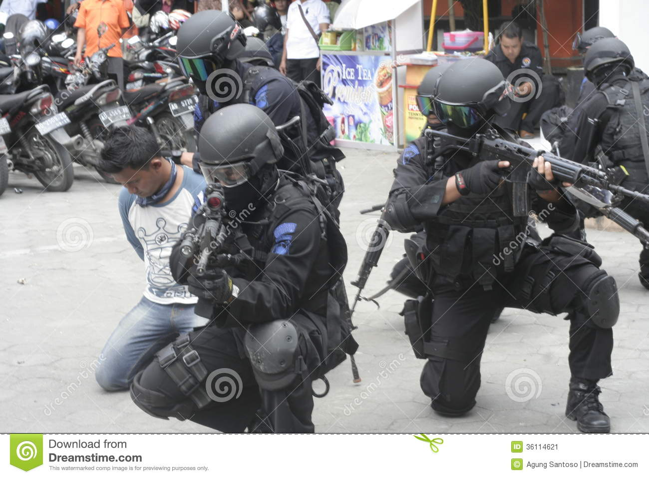 Police And Security Equipment