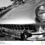 Classic Ferrari Sports Car Face Editorial Photography Image Of Convertible Automotive 61204497