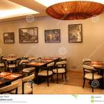 Classy Restaurant Editorial Photo Image Of Brown Contemporary 34066941