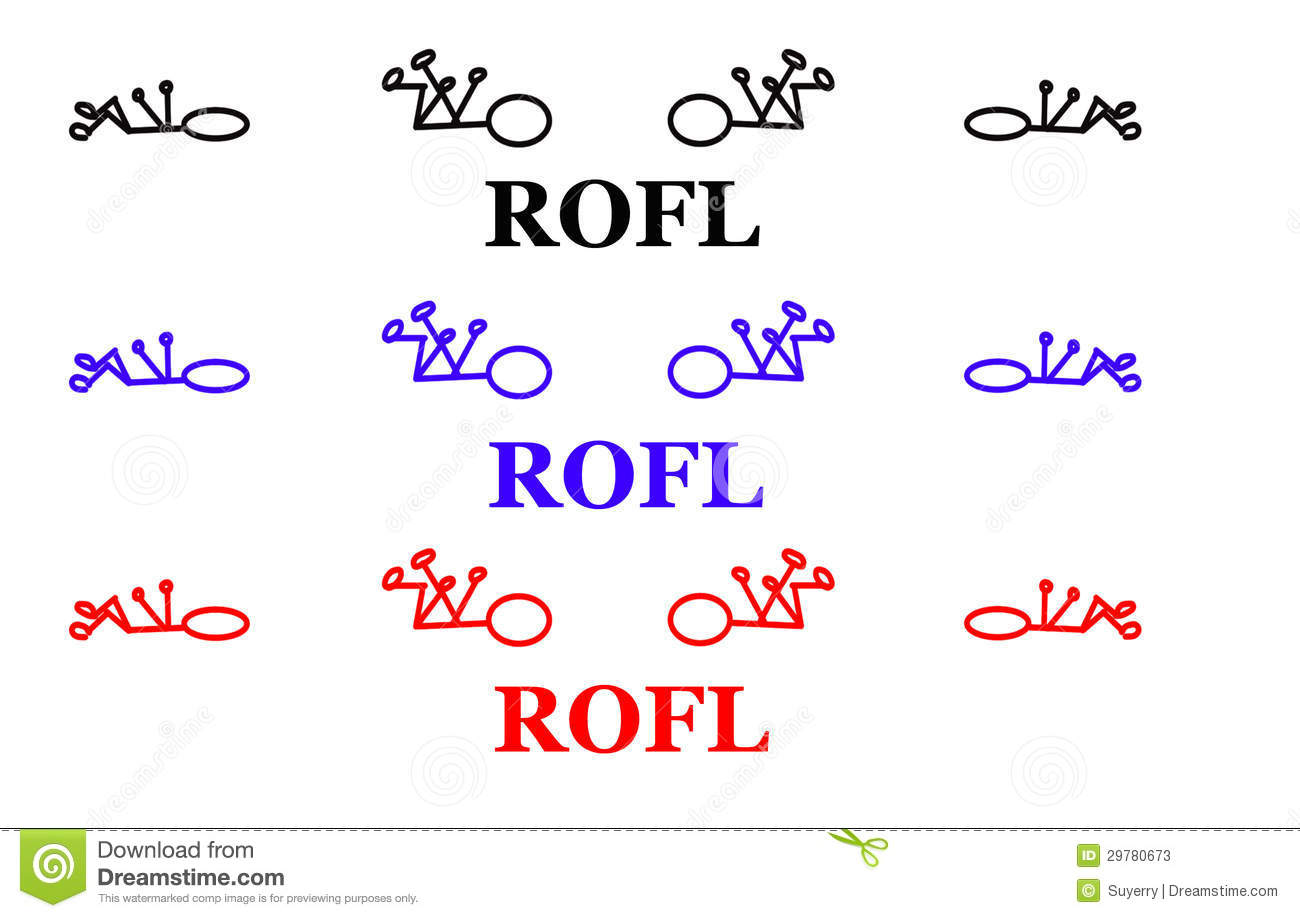 Rolling Floor Laughing Clip Art