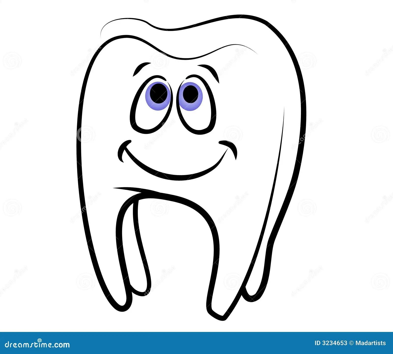 Clipart Images Graphiques Dentaire De Dent De Dessin