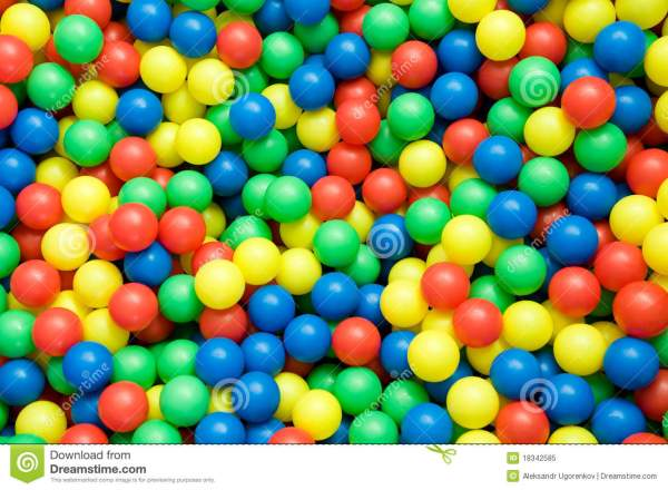 Color Balls Background Royalty Free Stock Photo Image