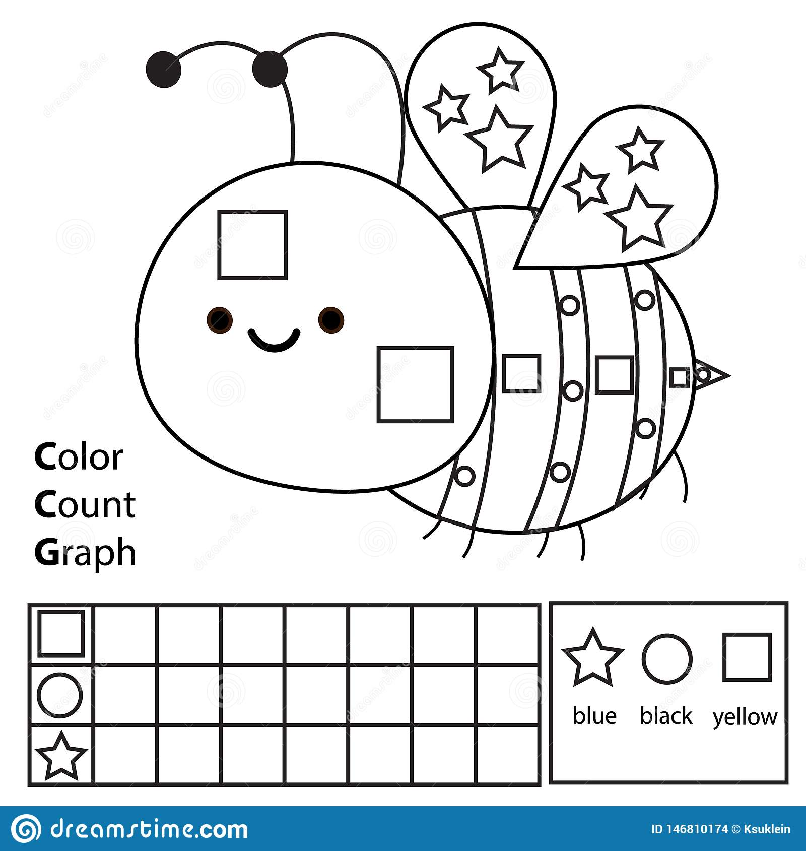 Count Shapes Worksheet