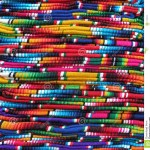 Colorful Mexican Blankets Stock Image Image Of Colorful 1743213