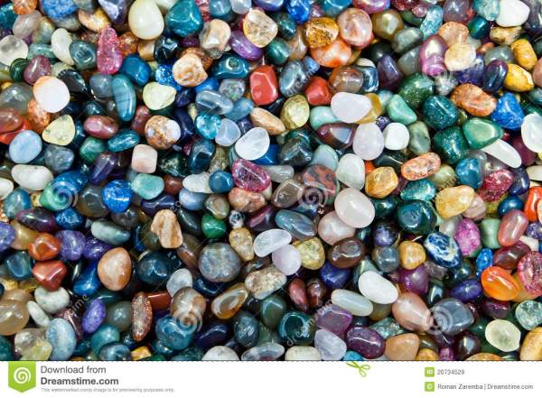 Colorful Stones stock image. Image of wallpaper, texture ...