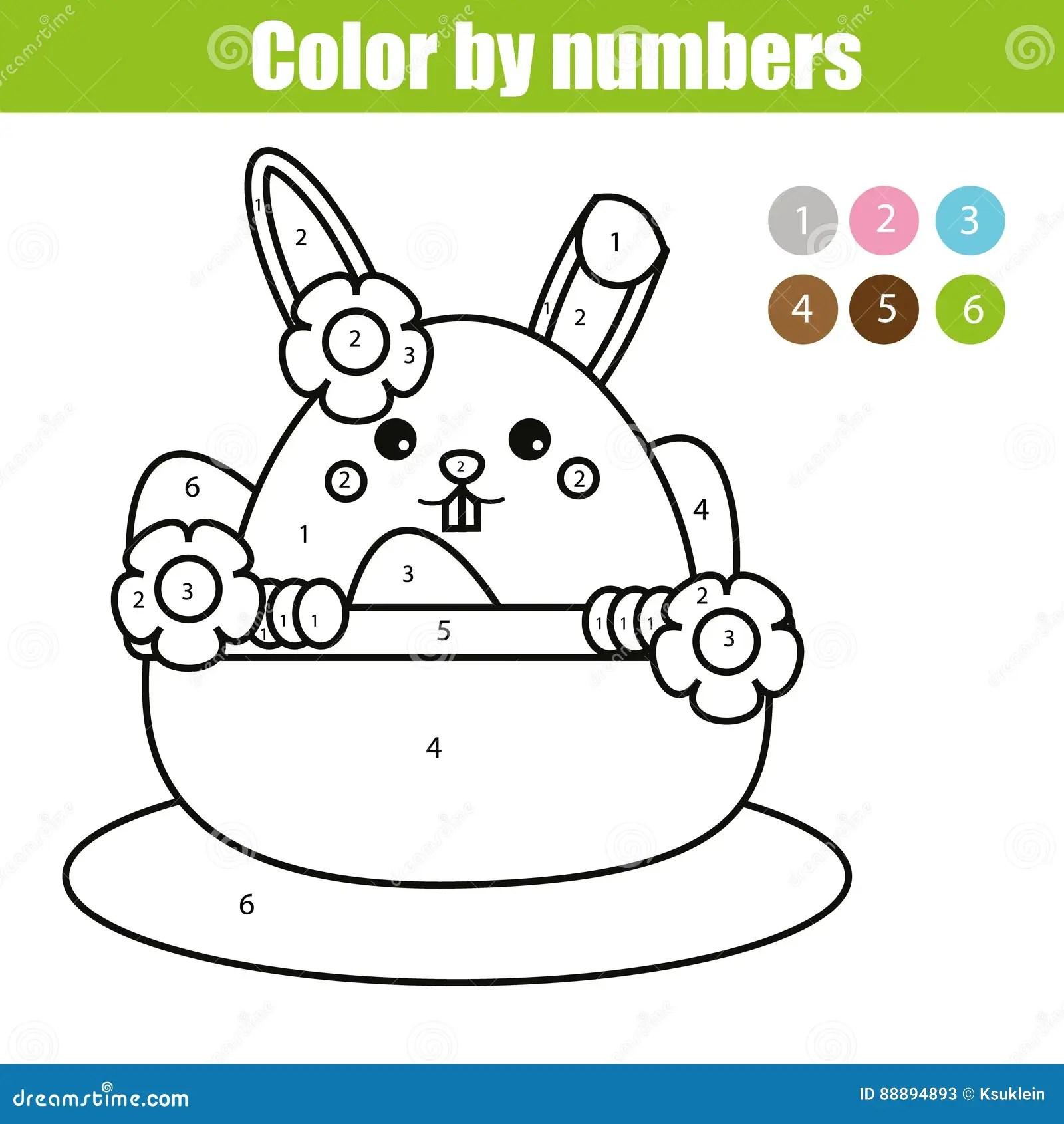 Easter Math Worksheet Ks2
