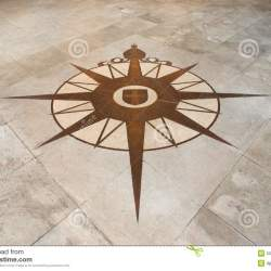 e3e1742abbca9 The Compass Rose Stock Image Image Of Rose, Floor, Cathedral 50521913