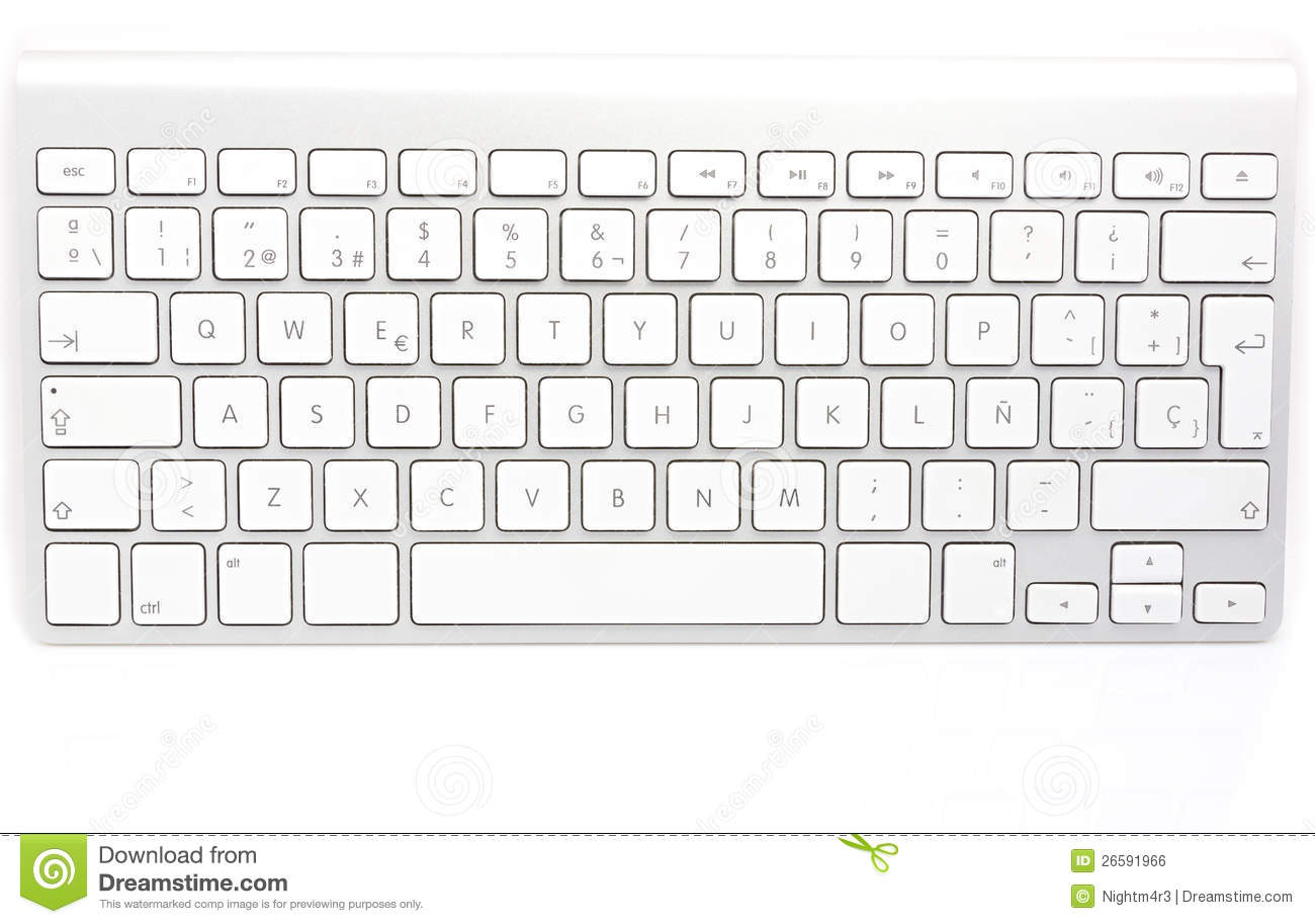 Computer Keyboard Stock Photo Image Of Finger Connection