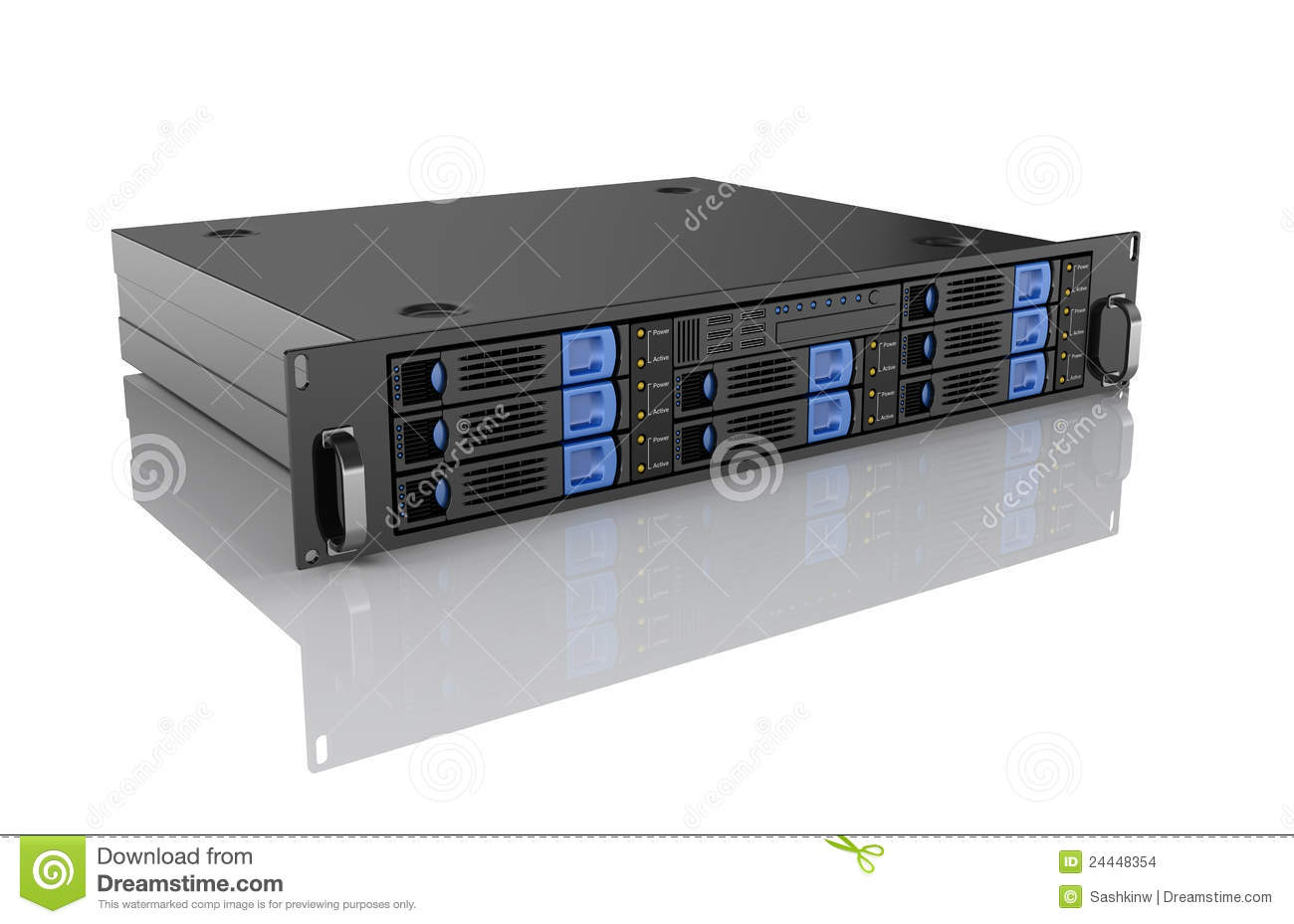 Policy Database Security Server