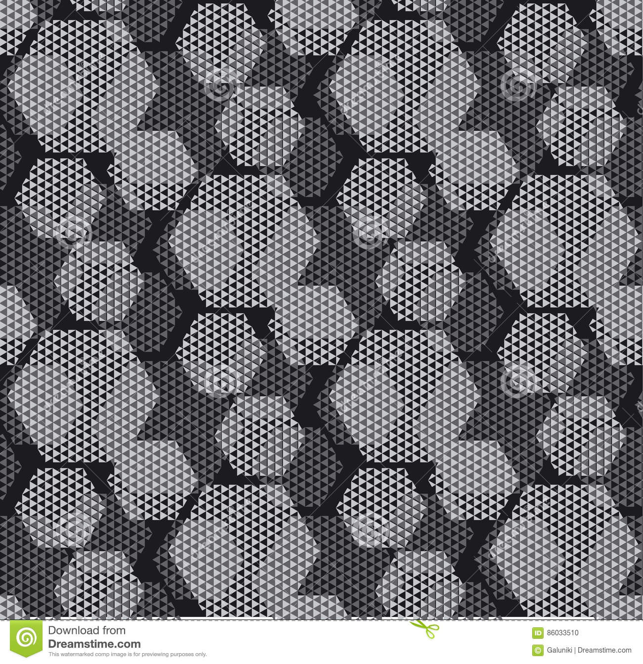 Concept Modern Geometry Pattern With Yellow And Black Color Geometric Seamless Pattern Stock