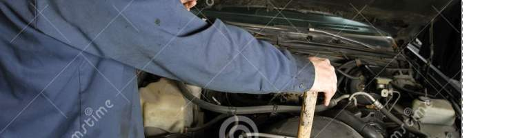 Confused Mechanic Royalty Free Stock Images Image 9084949