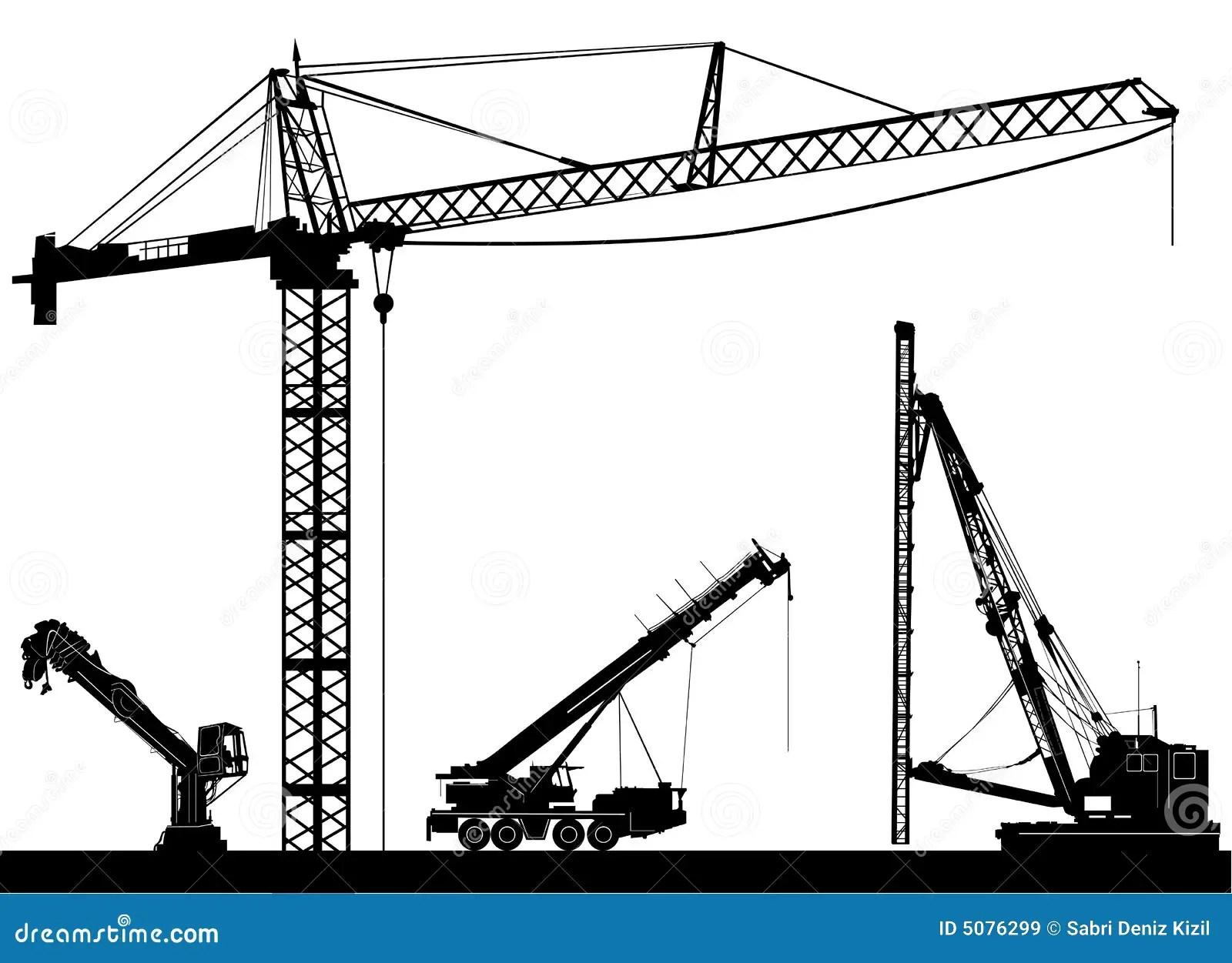 Construction Vector Cartoon Vector