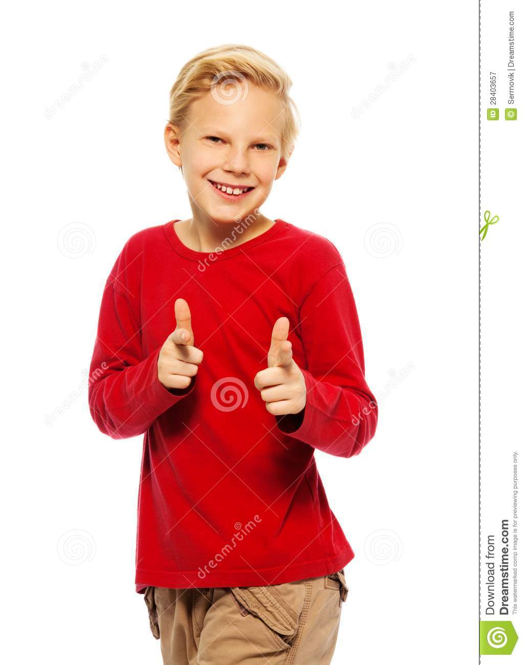 Cool 11 Years Old Boy Stock Image Image Of Caucasian