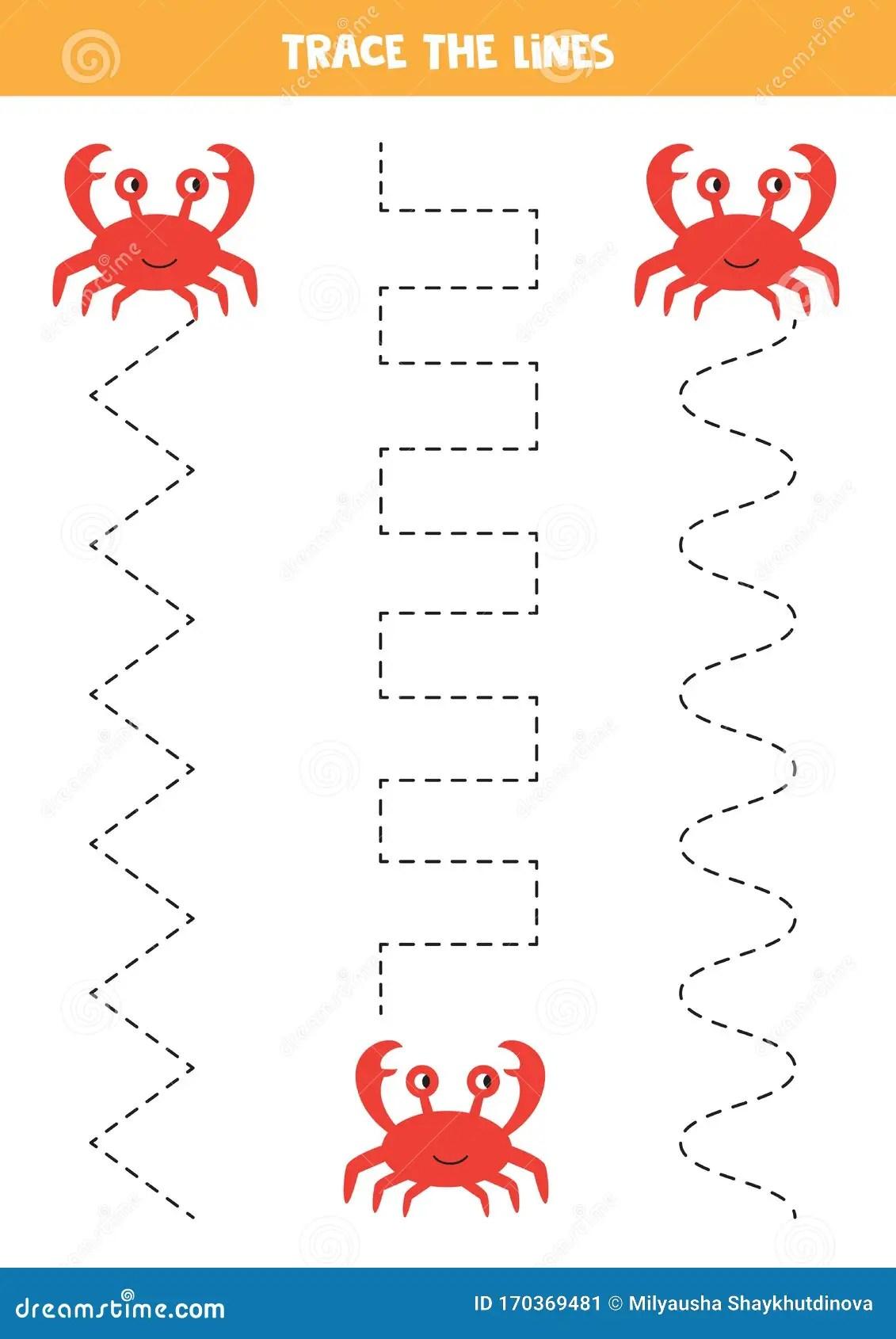 Sea Animals Worksheet Stock Illustrations 189 Sea