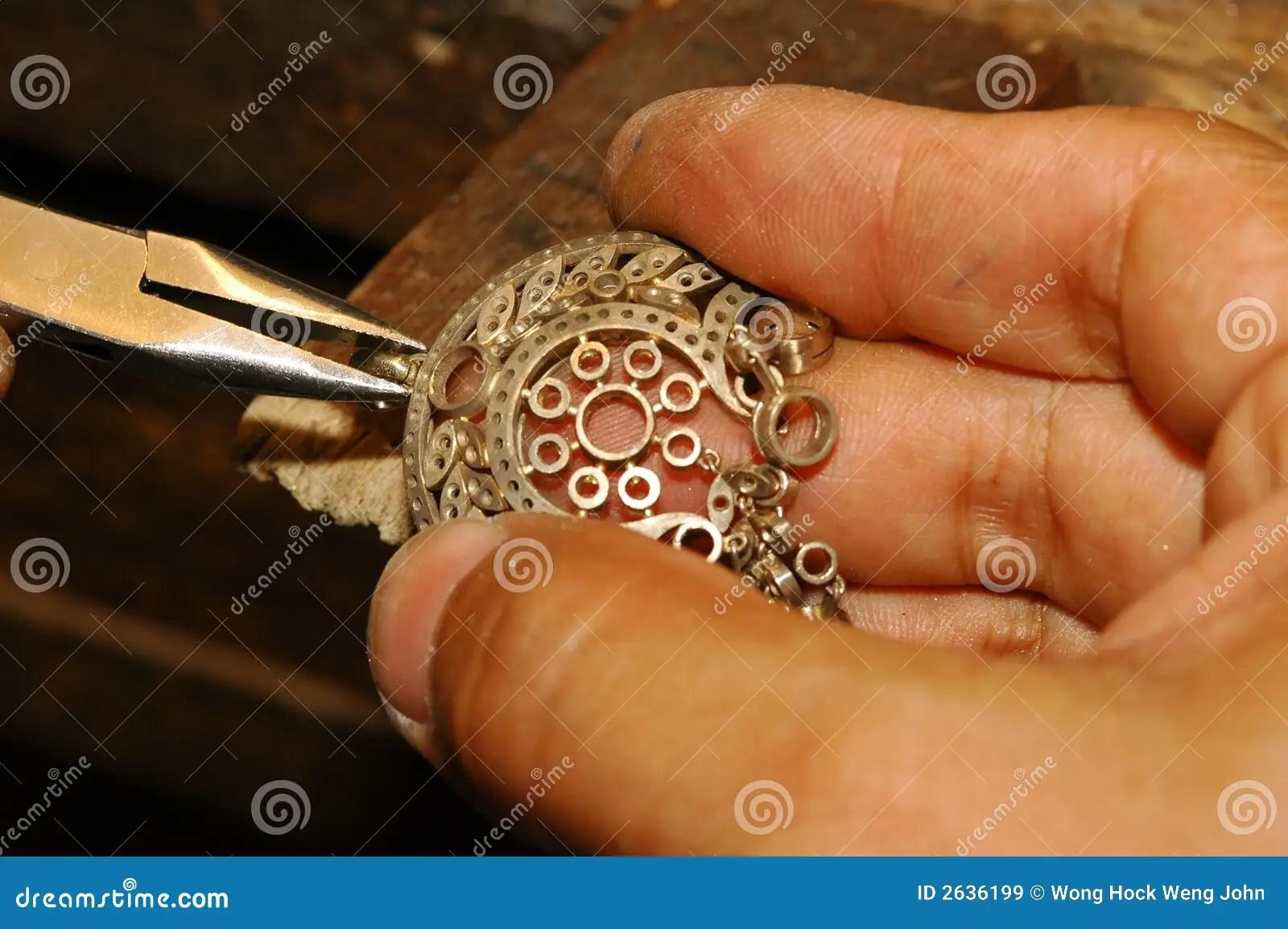 Making Gold Jewelry
