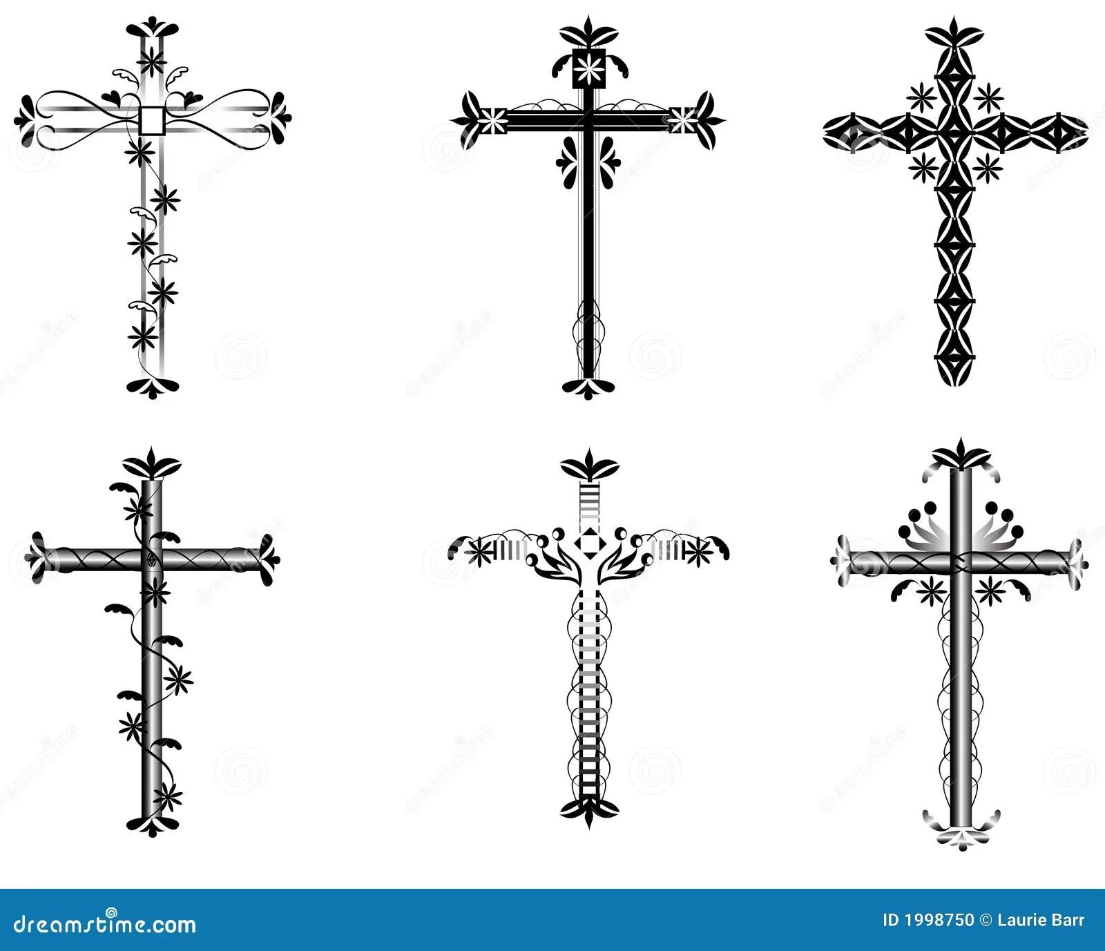 Cross Illustration Stock Illustration Image Of Religion